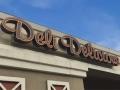 Channel Letters on Raceway - Deli D
