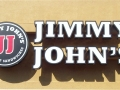 Channel letters - Jimmy Johns